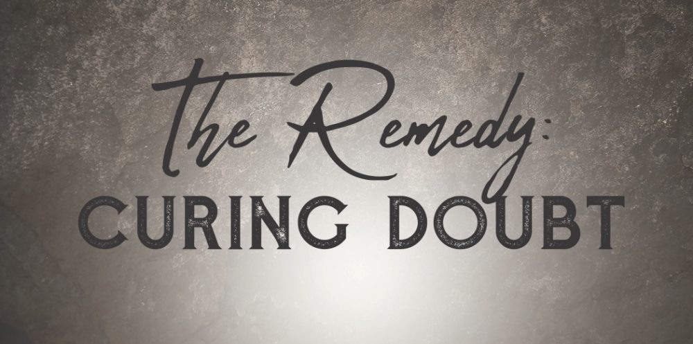 The Remedy   Easter 2019